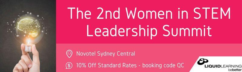 2nd Women in STEM Leadership Summit