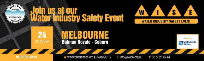 Water Industry Safety Event - WISE