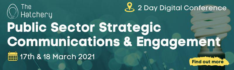 Public Sector Strategic Communications & Engagement