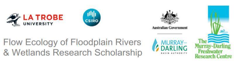 Flow Ecology of Floodplain Rivers & Wetlands Research Scholarship - Top ups
