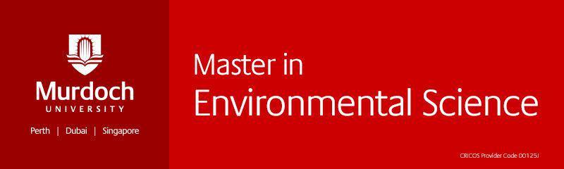 Master of Environmental Science