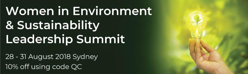 Women in Environment & Sustainability Leadership Summit