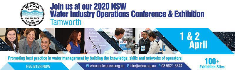 14th WIOA NSW Water Industry Operations Conference and Exhibition